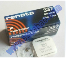 瑞士renata 337 SR416SW纽扣电池